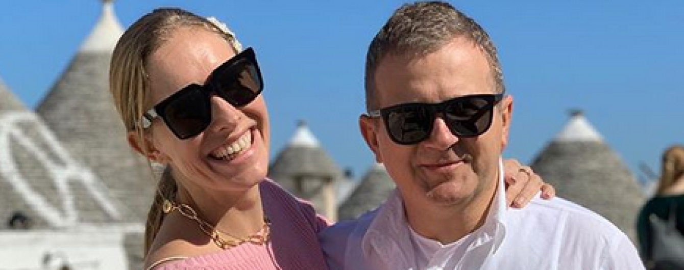В стильных луках и с мужем: Катя Осадчая поделилась снимками из поездки в Италию