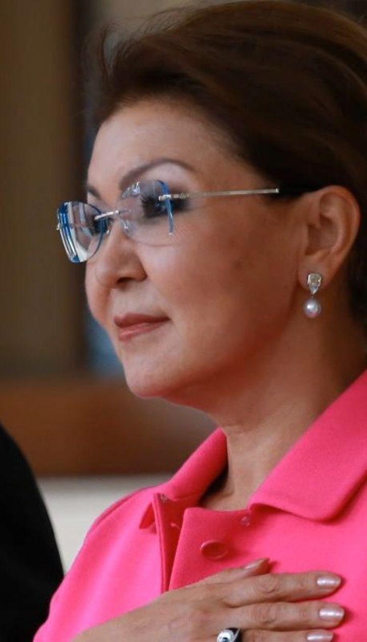 Старшая дочь бывшего президента Казахстана стала спикером парламента