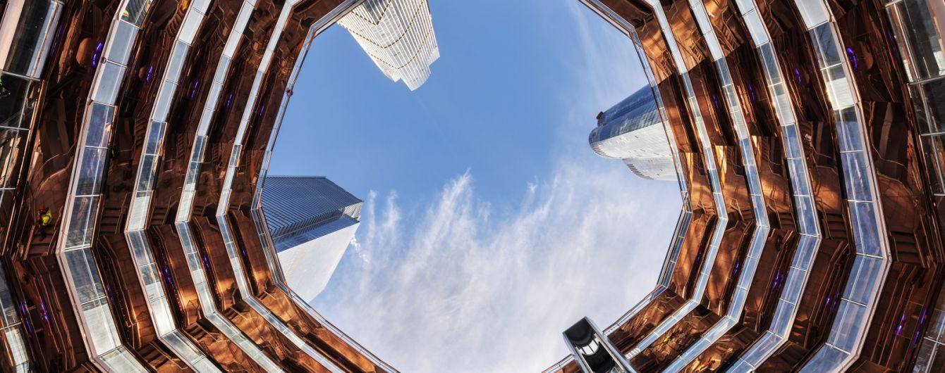 У Нью-Йорку відкрили незвичайну споруду для туристів