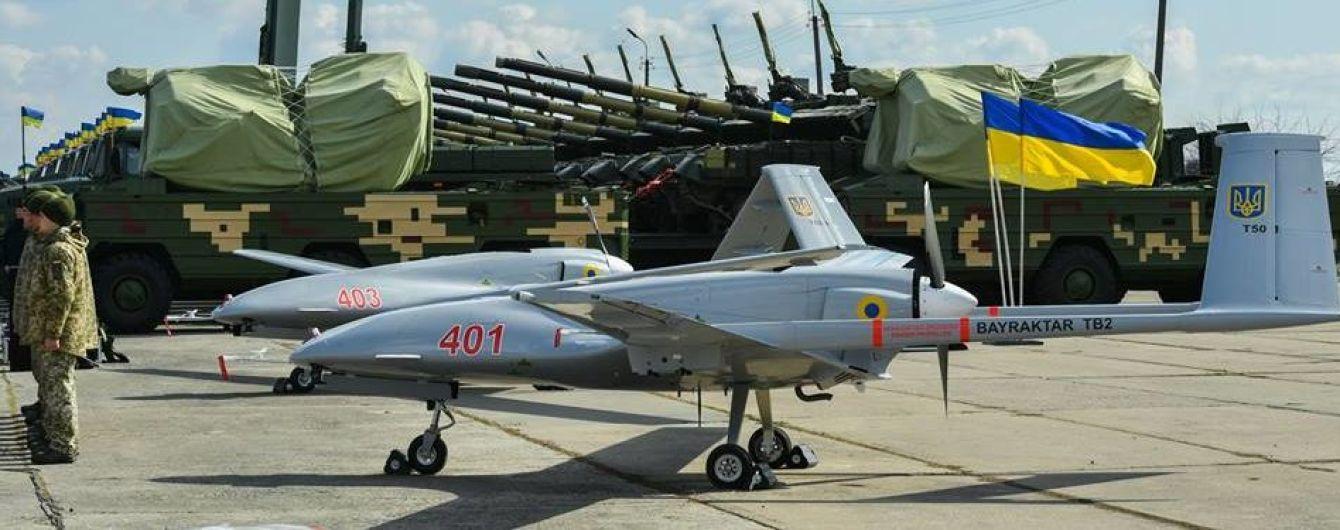 В Украине успешно испытали новейшие ударные турецкие беспилотники