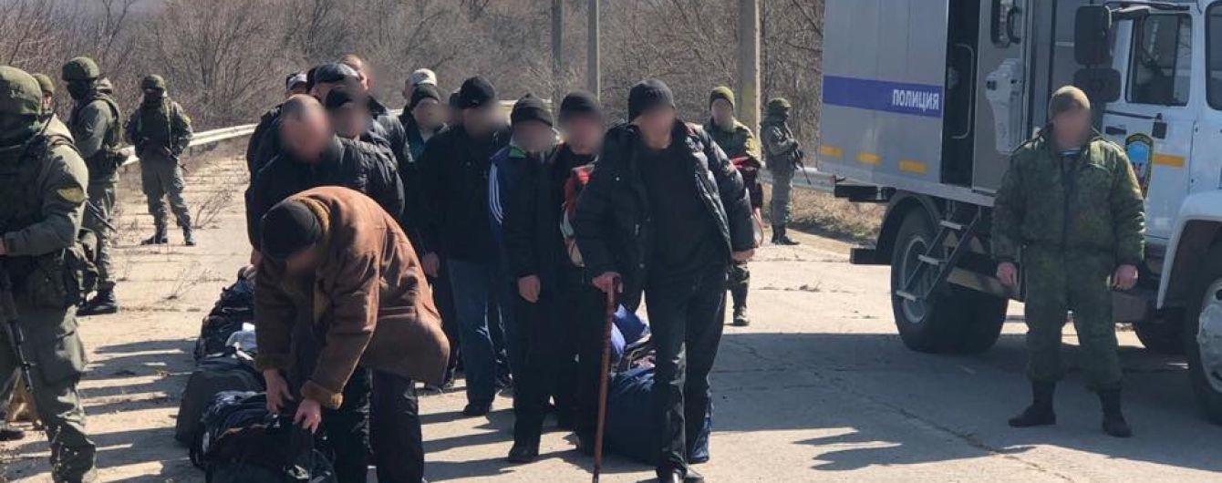 Боевики передали Украине более полусотни заключенных. Некоторые годами отбывали наказание без решения суда
