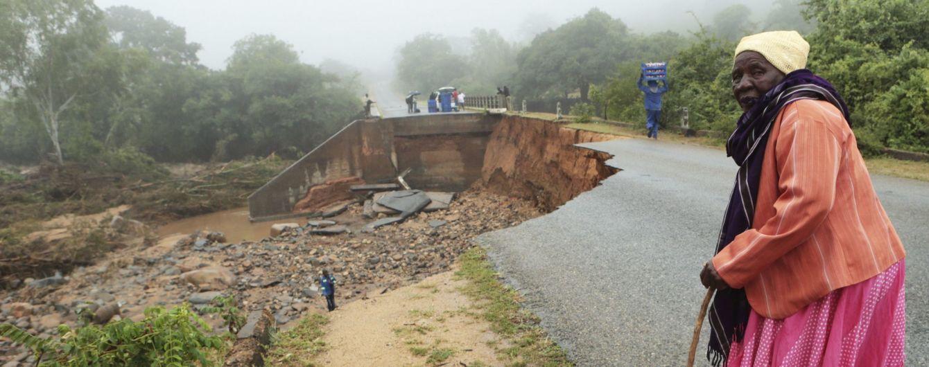 """Количество жертв циклона """"Идай"""" в Мозамбике перевалило за тысячу – президент"""