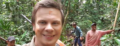"""""""Піропатрон з """"кров'ю"""" вистрілив у вухо"""": Комаров розповів, що з ним сталося в Бразилії"""