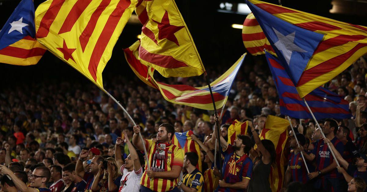 Три іспанські клуби не відпустили своїх футболістів до збірної Каталонії