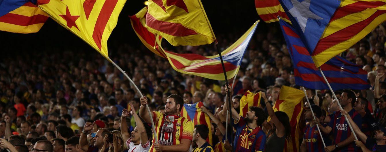 Три испанские клубы не отпустили своих футболистов в сборную Каталонии