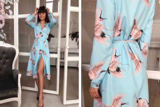 Стильные комбинезоны и платья с яркими принтами в весенней коллекции украинского бренда