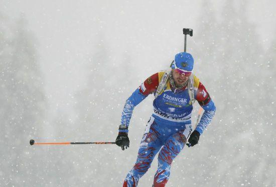 Норвезький біатлоніст звинуватив росіянина в боягузтві