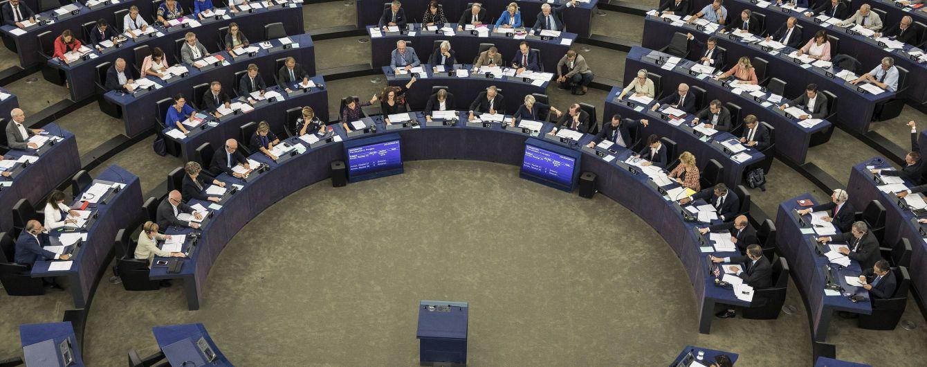 Европарламент лишил предварительной аккредитации всех депутатов от Испании