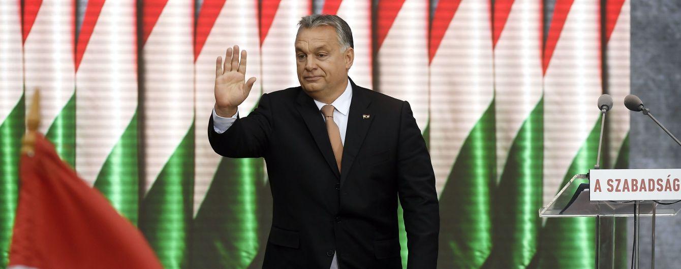 """Премьер Венгрии предлагал Польше """"захватить часть Украины"""" – депутат польского Сейма"""