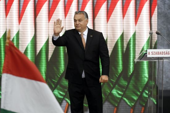 Європейська народна партія призупинилачленство політсили угорського прем'єра Орбана