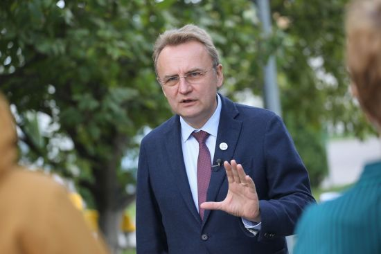 Садовий домовився із Вакарчуком обговорити об'єднання на мажоритарних округах