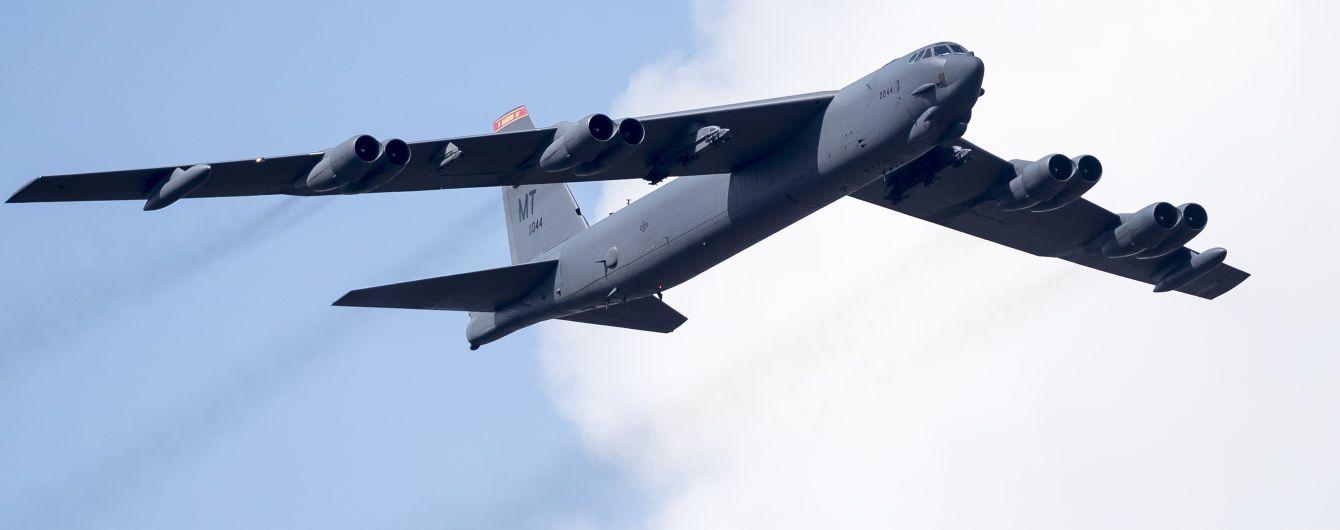 Соединенные Штаты перебросили в Европу шесть бомбардировщиков