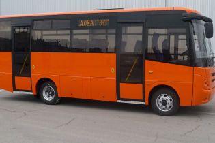 В мае в Запорожье начнут собирать новые автобусы ЗАЗ