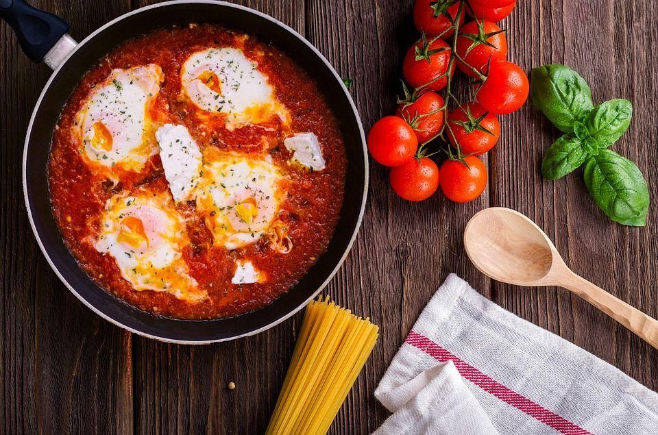 Їжа, помідори, для блогів