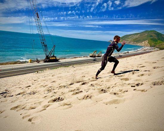 Спаринги з росіянином і пробіжки пляжем. Як Ломаченко готується до наступного бою