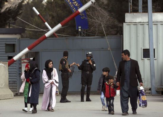"""Афганських військових атакували """"Таліби"""": 10 загиблих, 13 поранених"""