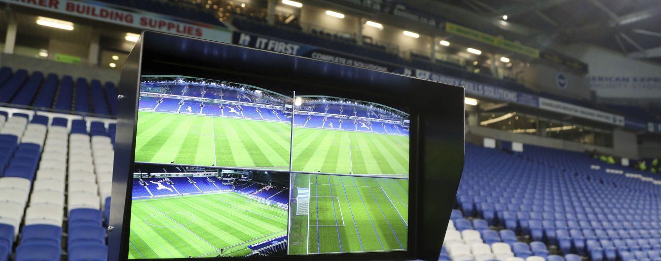 Видеоповторы заработают во всех матчах Кубка Англии с 1/4 финала