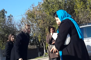 ЗМІ: Людмила Янукович відвідала могилу сина в окупованому Севастополі – для цього цвинтар оточили