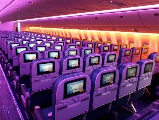 МАУ пропонує обрати пасажирам улюблене місце на борту