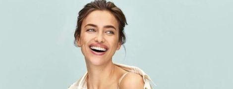 Красива і сексуальна: Ірина Шейк у новій кампанії білизняного бренду