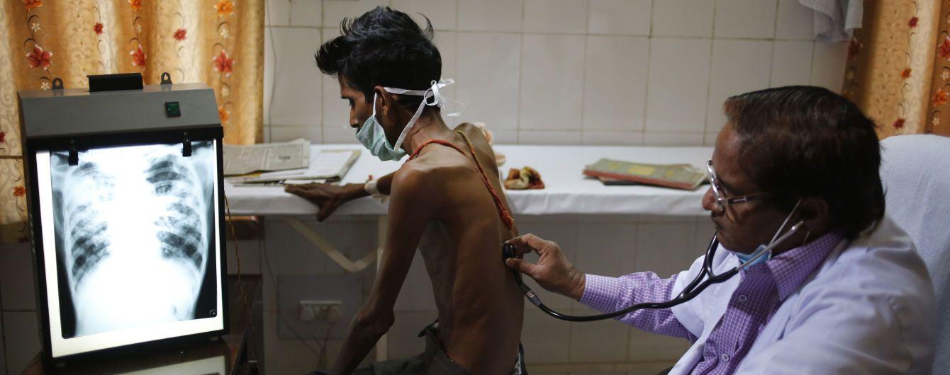 Из-за коронавируса необнаруженные случаи туберкулеза угрожают новой эпидемией — ВОЗ