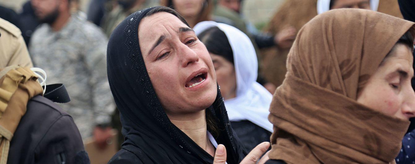 В Ираке на реке затонул перегруженный паром, 40 погибших
