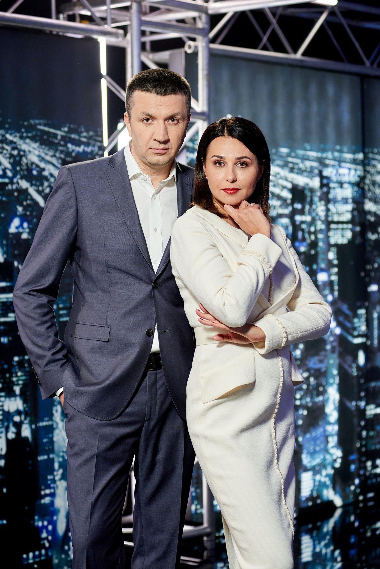 Наталія Мосейчук та Сергій Іванов