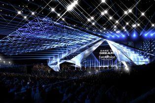 """Организаторы показали, как в Тель-Авиве монтируют главную сцену """"Евровидения-2019"""""""