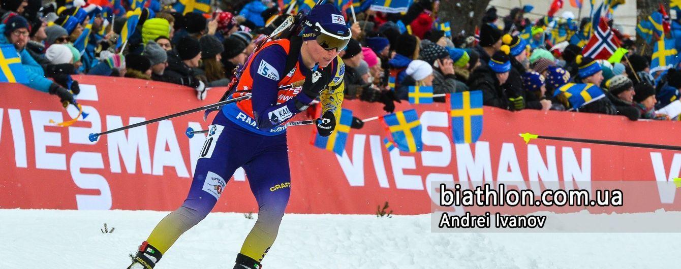 Словачка Кузьміна виграла спринт на завершальному етапі Кубка світу з біатлону, українки провалилися
