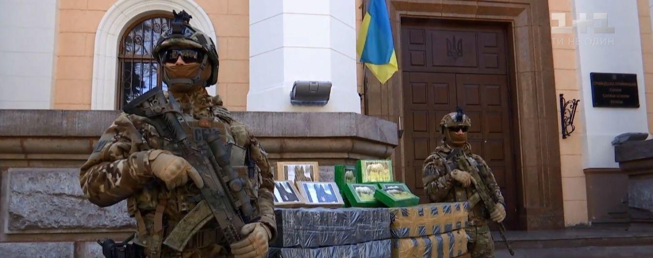 В порту Одессы среди бананов из Эквадора нашли кокаин на 50 млн долларов
