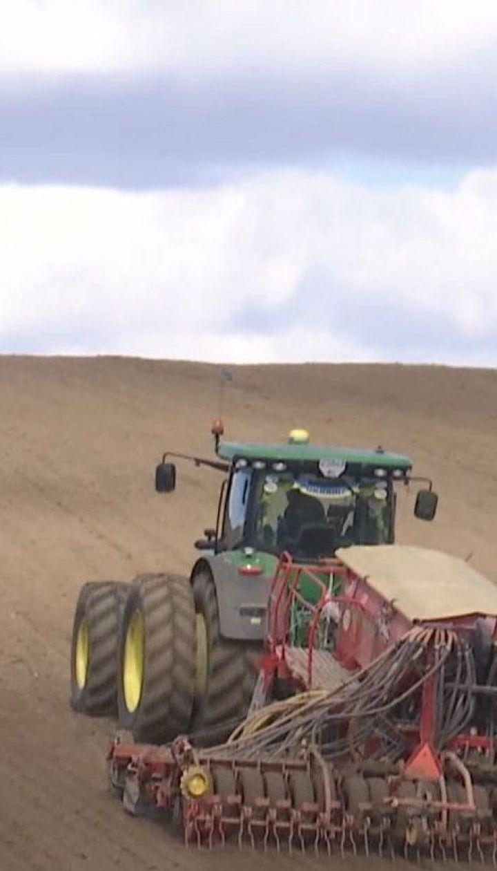 Украинским фермерам на посевную надо 134 миллиарда гривен, что 15% больше, чем в прошлом году