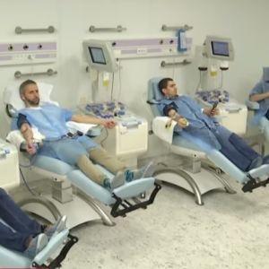 Врачи бьют тревогу: в Украине катастрофически не хватает доноров крови