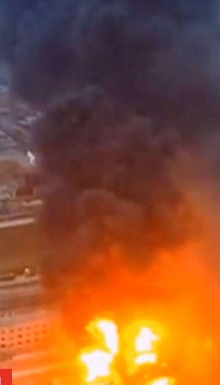 Зросла кількість загиблих через потужний вибух на хімічному заводі Китаю