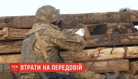 Раненые и погибшие на передовой: ночью оккупанты обстреляли поселок Золотое