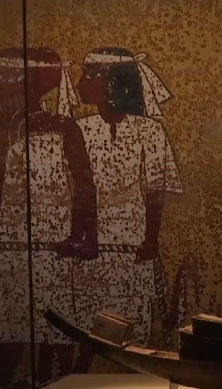 До Парижа привезли виставку найзнаменитішого єгипетського фараона