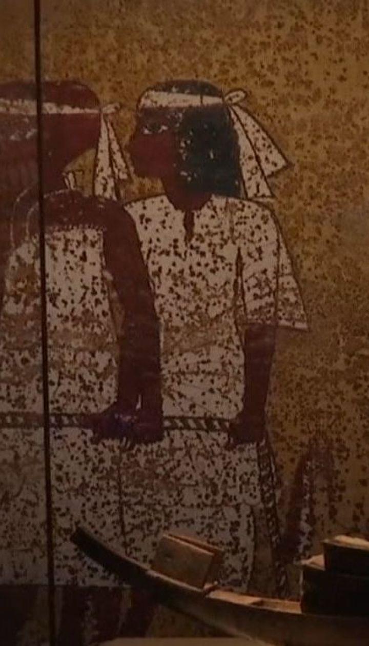 В Париж привезли выставку знаменитого египетского фараона