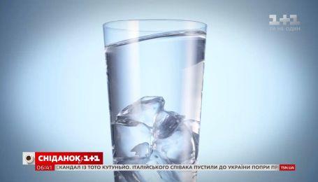 """Як убезпечувати себе від шкідливої води і економити життєво важливий ресурс - правила від """"Сніданку"""""""
