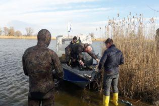 На річці у Херсонській області перевернувся човен: є загиблий