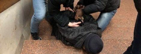В Харькове силовики предупредили теракт в метро