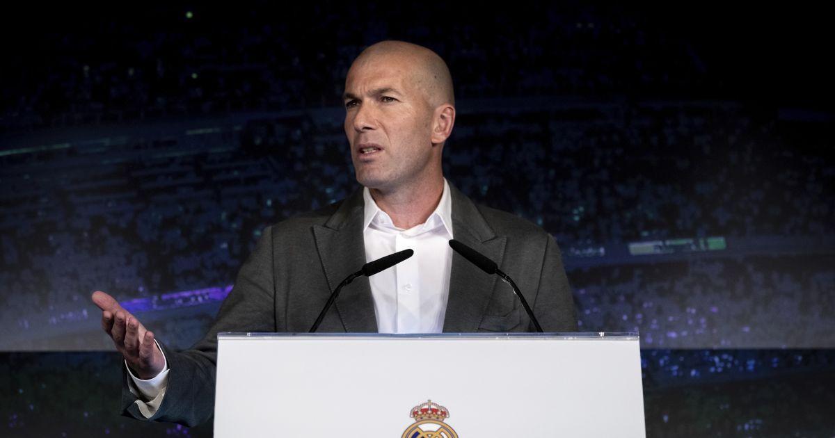Зидан вернулся в Реал @ Associated Press