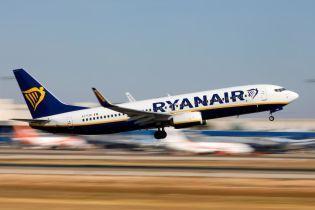 Ryanair у липні відкриває рейси з України до Італії