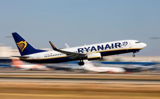 Ryanair ввів спецтарифи на авіаквитки з Києва для пасажирів скасованих рейсів Wizz Air