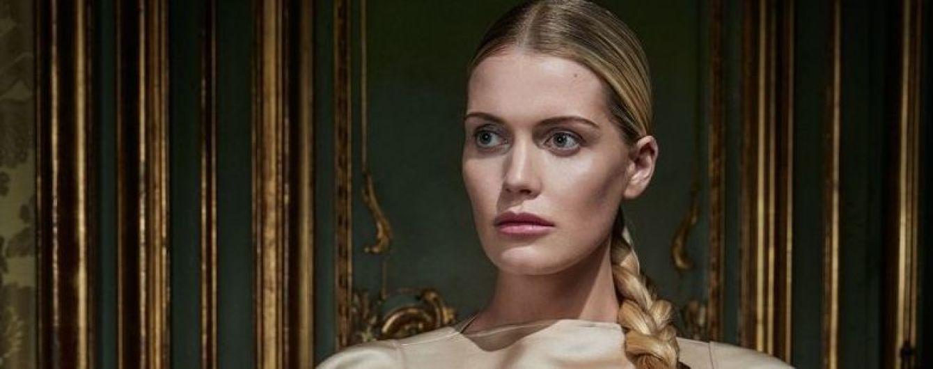 Красивая и с косой: племянница принцессы Дианы снялась в глянцевом фотосете
