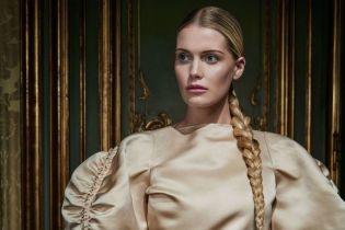 Красива і з косою: племінниця принцеси Діани знялася в глянсовому фотосеті