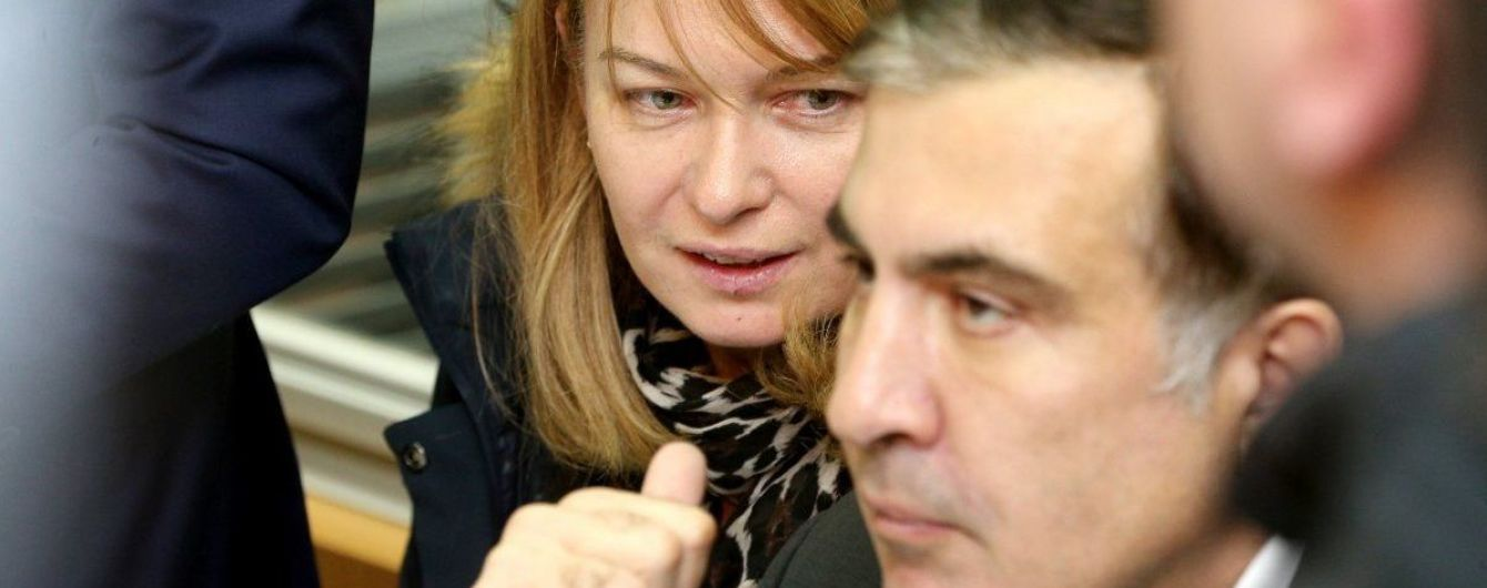 Дружина Саакашвілі візьме участь у виборах в Грузії