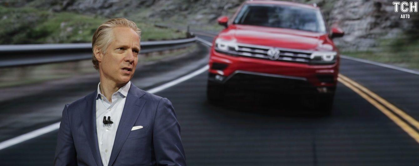 Volkswagen представить флагманський електрокросовер ID Lounge