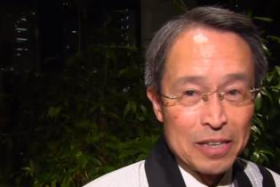 Новый посол Японии в Украине отпраздновал свое назначение 220-килограммовым тунцом