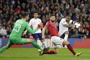 Відбір на Євро-2020. Англія познущалася з чехів, Франція не мала проблем з Молдовою