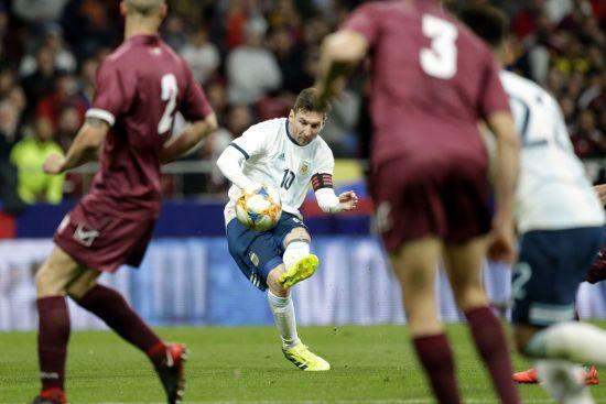 Збірна Аргентини програла після повернення Мессі, він не зіграє у наступному матчі