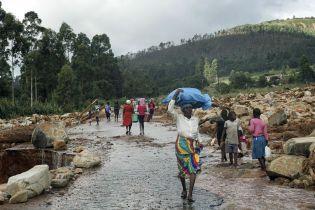 Количество жертв тропического циклона в Мозамбике увеличилось до 417